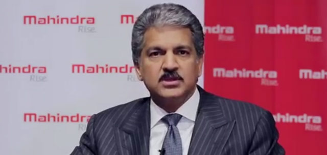 Anand Mahindra on Ecole Centrale